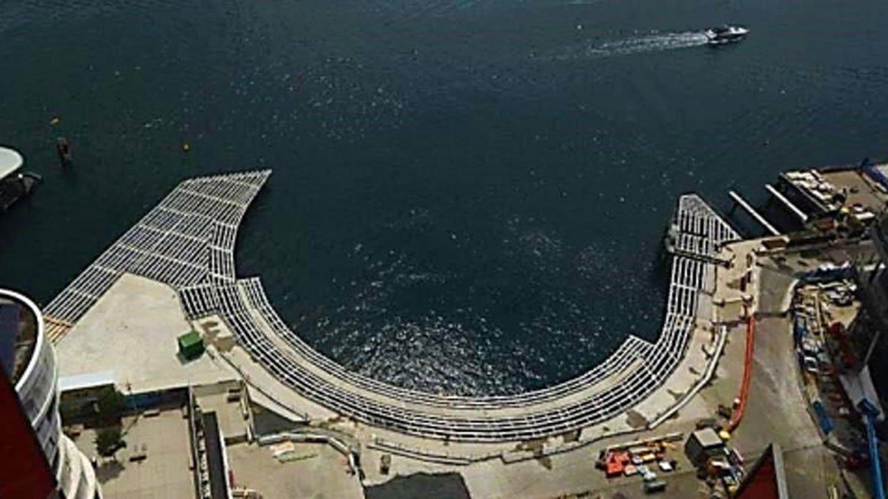 Waterman's Cove Kraken Logistics